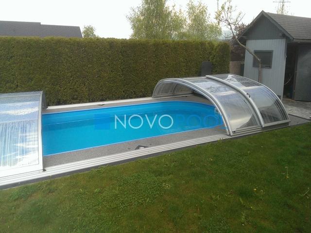 Zaktualizowano Zadaszenia basenowe | NOVOPOOL YD15