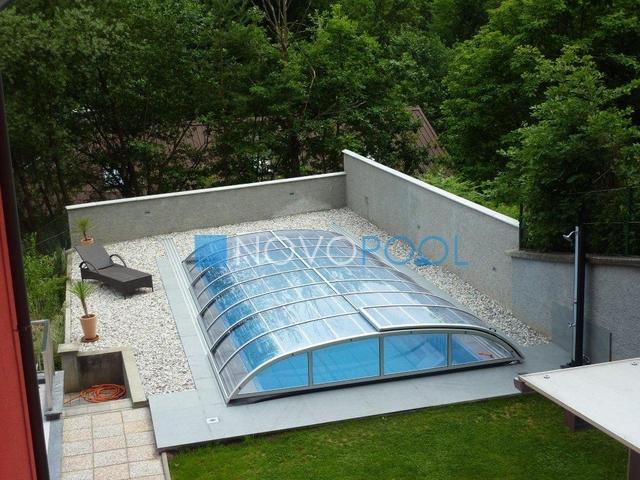 zadaszenie basenowe novopool elegant baseny ogrodowe